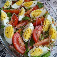 - Food And Drinks - Healthy Crockpot Recipes, Healthy Meal Prep, Healthy Dinner Recipes, Beef Recipes, Salad Recipes, Healthy Snacks, Healthy Eating, Shrimp Recipes, Potato Recipes