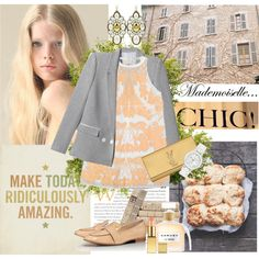 Mademoiselle Chic, created by molnijax on Polyvore