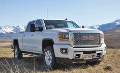 2015 GMC Sierra Denali HD Review. For more, click http://www.autoguide.com/manufacturer/gmc/2015-gmc-sierra-denali-hd-review-3900.html