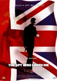'The Spy Who Loved Me' - Teaser 3 Spy Who Loved Me, Roger Moore, Bond Girls, James Bond, Teaser, My Love, Celebrities, Movie Posters, Movies