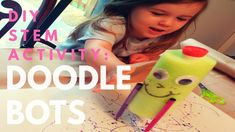 Make A Robot, Lion Cub, Dollar Tree Crafts, Stem Activities, The Creator, Crafts For Kids, Doodles, Learning, Fun
