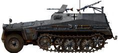 Sd Kfz-250/1 (1939)
