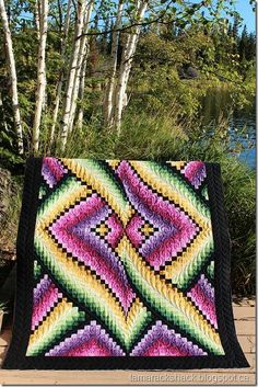 Links Bargello Quilt