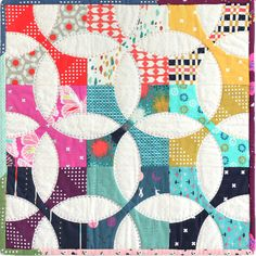 Mandie Snyder (@mandierae) -- a #cottonandsteelminiquiltswap winner
