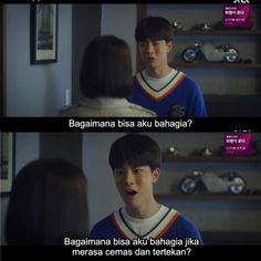 Text Quotes, Mood Quotes, Life Quotes, Qoutes, Quotes Drama Korea, Korean Drama Quotes, Cutting Quotes, Kdrama Memes, Learn Korean