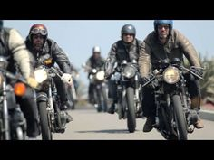 Vintage Style: Cafe Racers - The Downshift Episode 19 - YouTube @Maggie Munyon @Alexis Salas @Janell Renee @Jay Durant