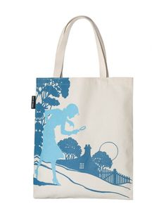 Look what I found from Out of Print! Nancy Drew tote bag – Out of Print #OutofPrintClothing