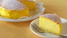Voici le cheesecake japonais à 3 ingrédients qui fait fureur partout dans le monde ! Voici sa recette …