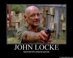 Lost Locke funny