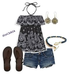 Relaxed by dixi3chik on Polyvore