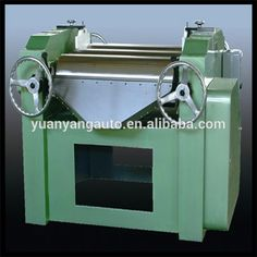 Favorites Compare Three Roller Mill/Grinder/Coating Machine