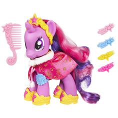 My Little Pony Fashion Style Twilight Sparkle Hasbro https://www.amazon.com/dp/B006FDS3N2/ref=cm_sw_r_pi_dp_x_l6yuyb60R6KKT