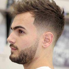 coiffure tendance pour homme 2017