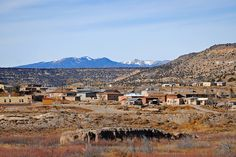 New Mexico by ntiwata, via Flickr