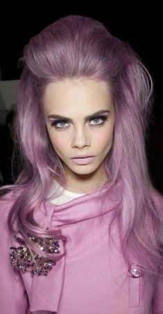 """Amethyst or Lavender""  pastel-purple-hair-color"