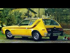Gremlin X my first car. Same colour and detail   lol! Love it