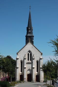 Armorique CApBONe = Cabon - CABOUN Baron, Notre Dame, Wwii, Building, Brittany, World War Ii, Buildings, Construction