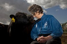 Temple Grandin - it's not everyday that someone takes on the fast food industry, creates more humane farming practices AND creates awareness about autism. A truly amazing woman