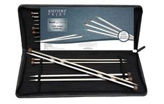 Knitter's Pride Nova Cubics Single Point 14-inch (35cm) Knitting Needles Set 310406 -- Read more reviews of the product by visiting the link on the image.