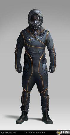 sci fi character worker - Cerca con Google