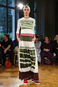 Jun Takahashi's spring designs.