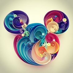 Quilled Paper Art: Never Stop Dreaming by SenaRuna on Etsy