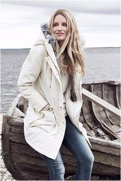 Jachetă, albă