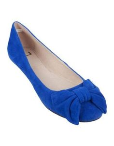 Blue suede shoes SP/SU '13