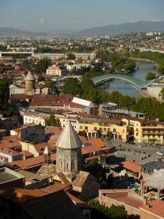 Tbilisi | თბილისი | Тбилиси in Tbilisi
