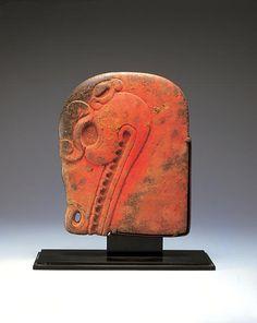 Hacha Maya, probably Guatemala AD Miho Museum, Colombian Art, Maya Civilization, Jungle Art, Mesoamerican, Masks Art, Ancient Artifacts, Stone Carving, Horse Art