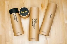 miel_bee_honey_custom_paper_tube_packaging
