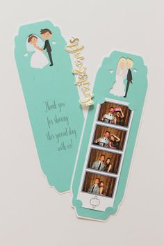 Picture Frame For 2x6 Photo Booth Strip Wedding Favors