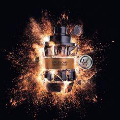 Viktor & Rolf Spicebomb Extrême (2015) {New Fragrance for Men} {Perfume Images & Ads} http://www.mimifroufrou.com/scentedsalamander/2015/06/viktor_rolf_spicebomb_extreme.html