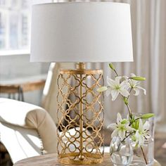 Regina Andrew Lighting Mosaic Drum Table Lamp RA46777