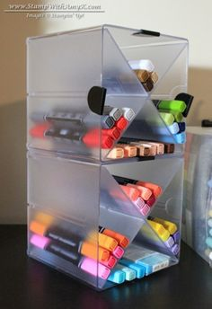 My Stamp Room Blendabiltities Storage 1 - Stamp With Amy K