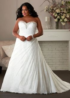 The award-winning Unforgettable collection of plus size wedding dresses by Bonny Bridal has been created with three essential elements in mind – style, romance and tradition. Plus Size Wedding Gowns, Wedding Dresses 2014, Bridal Dresses, Party Dresses, Bridesmaid Dresses, Lace Bride, Bride Gowns, A Line Wedding Dress Sweetheart, Bonny Bridal
