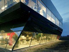 Office Building F | Beek, Netherlands | Maxwan Architects + Urbanists