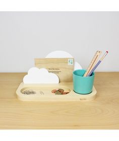 2016 Cloud Stationary by Reine Mere www.bullesconcept.com