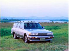 トヨタ マークII ワゴン カタログ写真 :: 車評価サイトVOICE'S