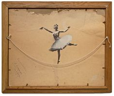 Banksy - Inside | Inspiration for the BHLDN Fall 2013 window displays