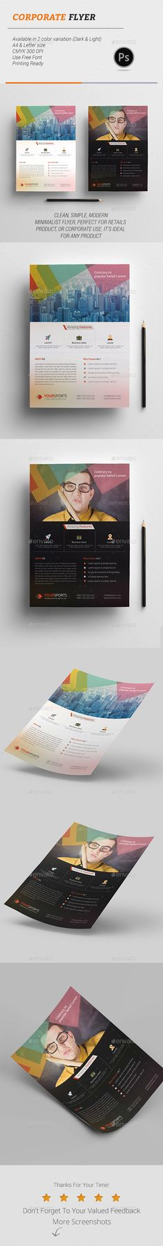 Business Tax Refund Flyer  Business Template And Psd Templates