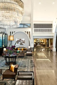 This hotel provides legendary service and embodies contemporary luxury and refined elegance. The Fullerton Bay Hotel (Singapore, Singapore) - Jetsetter
