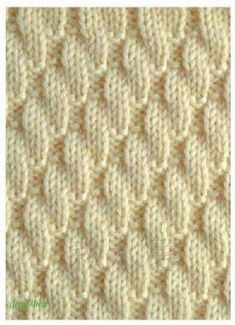 LOTS of nice stitches here, scroll down and find your favorite. Each one has a chart, some are easier than others. Knitting Stiches, Knitting Blogs, Knitting For Beginners, Baby Knitting Patterns, Crochet Stitches, Stitch Patterns, Knitting Needles, Knitted Baby Blankets, Knitted Hats