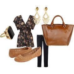 Weekend wear, created by lori-gardner