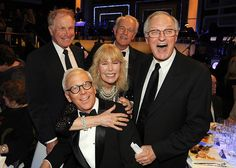 Wayne Rogers, Mike Farrell, Alan Alda, Loretta Swit and William Christoper by insidecelebpics, via Flickr