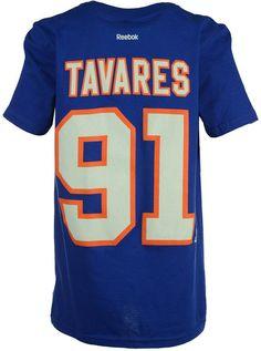 Reebok Kids  John Tavares New York Islanders Player T-Shirt dbc53ca83a9