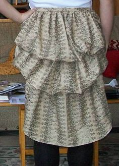 Make a victorian carriage parasol pinterest victorian costumes diy bustle victorianpirateetc solutioingenieria Gallery