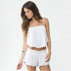 O'Neill Honey Top WHITE