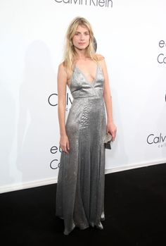Melanie Laurent in Calvin Klein Collection. See all the best looks from the 2015 Cannes Film Festival.