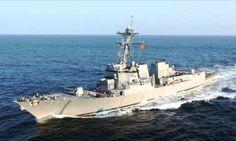 Эсминец США в третий раз обстреляли у берегов Йемена http://kleinburd.ru/news/esminec-ssha-v-tretij-raz-obstrelyali-u-beregov-jemena/  Миноносец США USS Mason вновь был обстрелян в международных водах неподалеку от побережья Йемена. Об этом сообщает телевизионный канал NBC, ссылаясь на источники в правительстве. Согласно заявлению сотрудников администрации Соединенных Штатов, обстрел начался утром в воскресенье. По их словам, в сторону эсминца была выпущена как минимум одна ракета, однако…